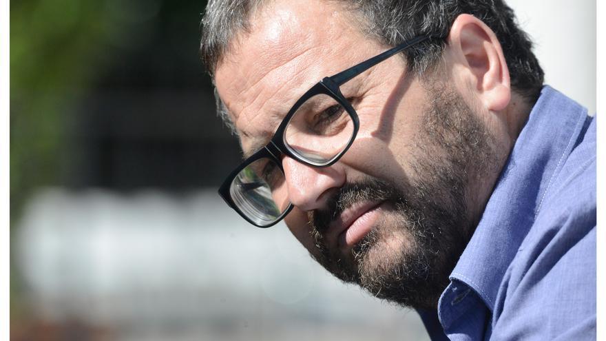Patricio Fernández, escritor y periodista.