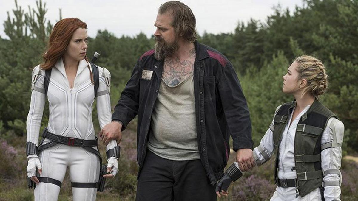 La película protagonizada por Scarlett Johansson se estrenó con récord