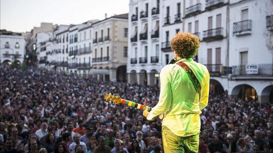La XXIII edición del Womad de Cáceres se celebrará del 8 al 11 de mayo