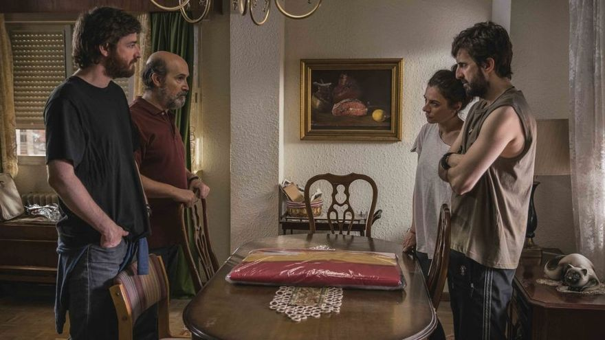 'Fe de etarras', la nueva comedia producida por Netflix