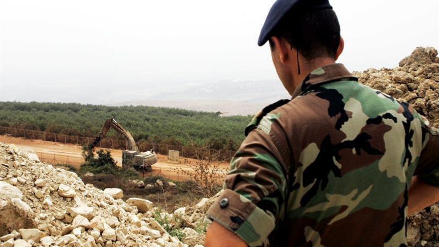 Un muerto en un ataque contra un cuartel del Ejército libanés