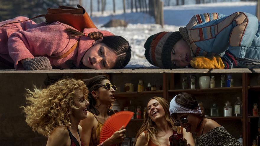 Las 11 series de estreno para otro fin de semana de cuarentena por el coronavirus
