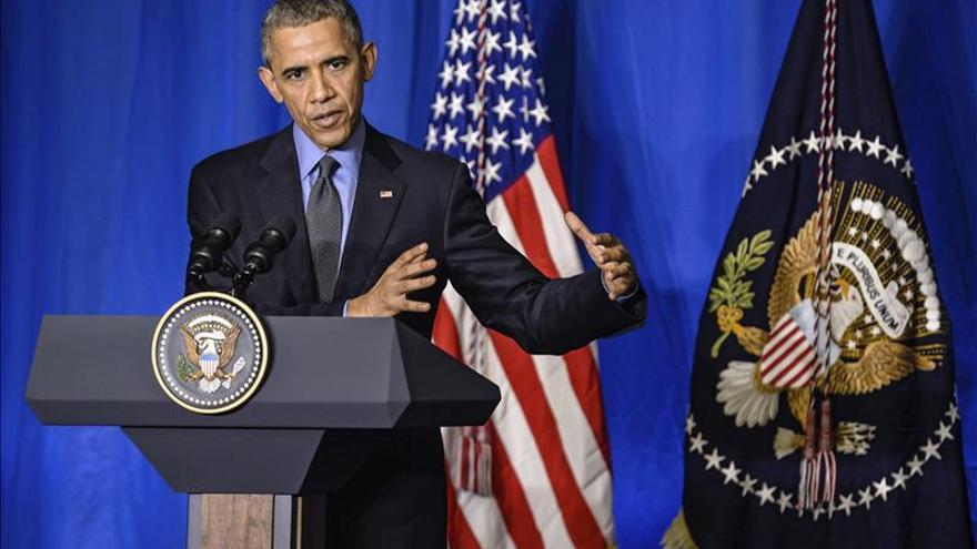 Obama aplaude la nueva ayuda de Reino Unido y Alemania para luchar contra el EI