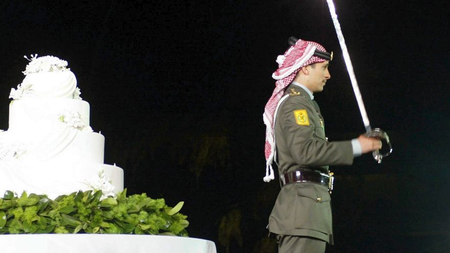 Colaboradores de príncipe Hamzah le incitaron contra el rey, según acusación