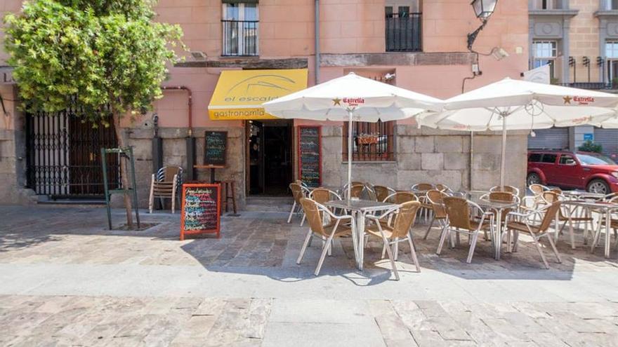 El restaurante El Escaldón es el más veterano en Madrid, con 10 años de antigüedad. (www.facebook.com/elescaldon)
