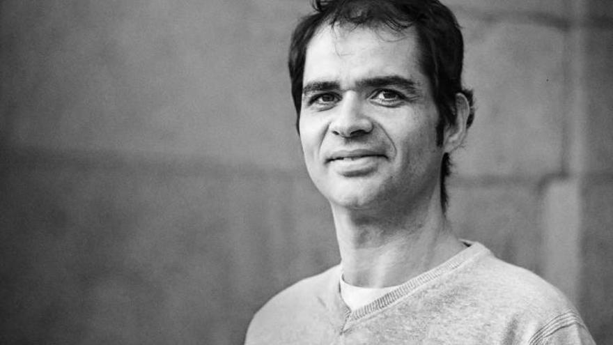El autor de `La última vez que fue ayer´, Agustín Márquez