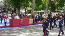 Cospedal lleva a Guadalajara el desfile militar que se hacía en Madrid por austeridad