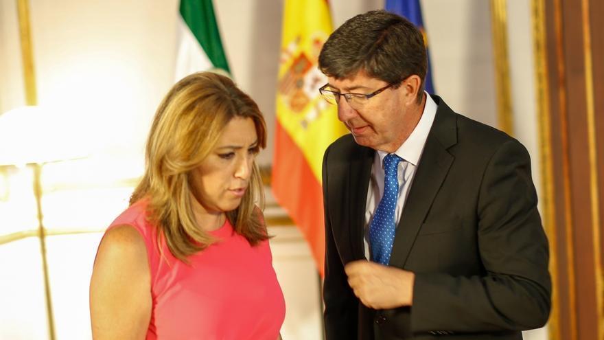 """Marín ve """"razonables pero mejorables"""" las propuestas de Díaz sobre financiación pero garantiza su apoyo a la Junta"""