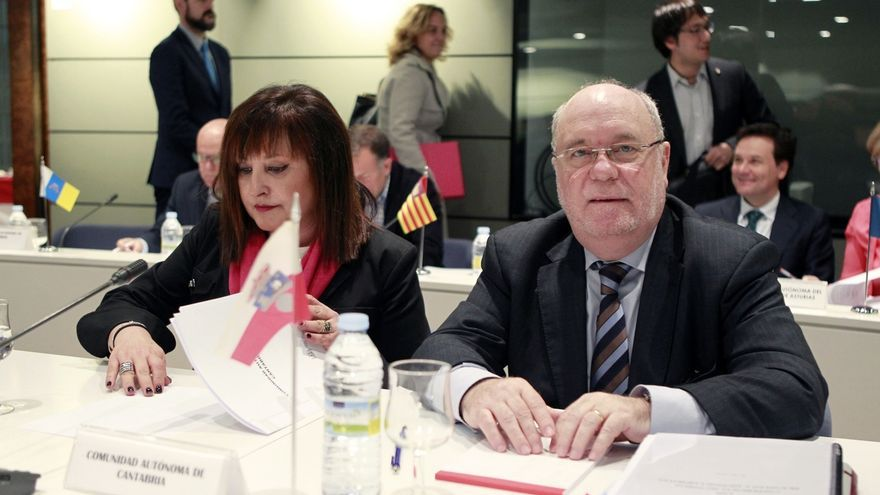 "Sota considera ""insuficientes"" los 24,2 millones que recibe Cantabria para crear empleo"