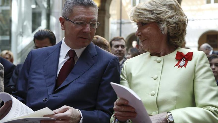 Aguirre cree que Rajoy habrá acertado con ella si consigue la mayoría absoluta
