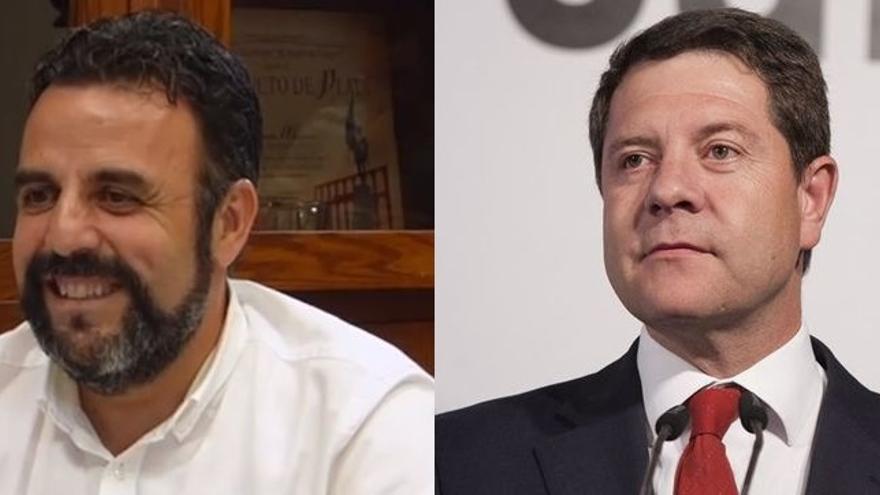 José Luis Blanco y Emiliano García-Page