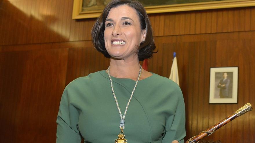 La alcaldesa de Santander niega haber mentido sobre su formación académica