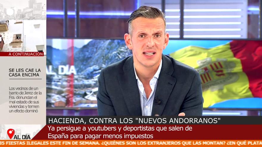 Joaquín Prat pide disculpas por desconocer un dato para rebatir a un youtuber