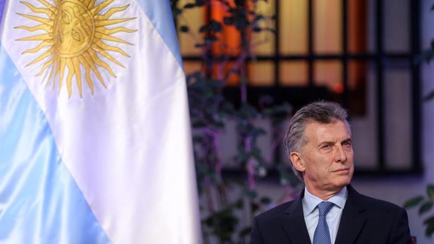 """Macri pide vencer el """"miedo"""" y enfrentar a quienes dejaron a Argentina """"en ruinas"""""""