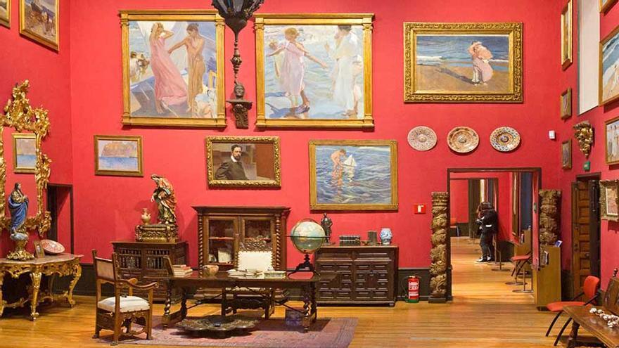 Cinco genios de la pintura española a través de sus casas museo