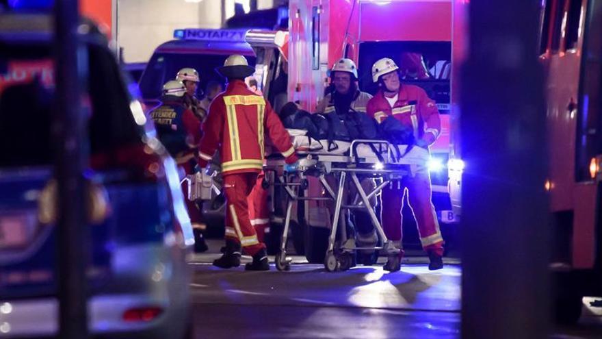 La Fiscalía federal alemana asume la investigación del mortal atropello en Berlín