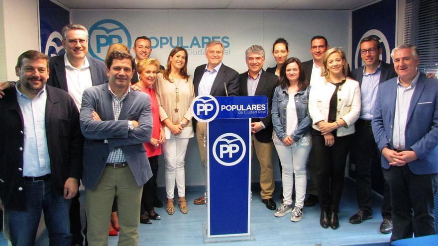 Francisco Cañizares aspira a presidir el PP de Ciudad Real