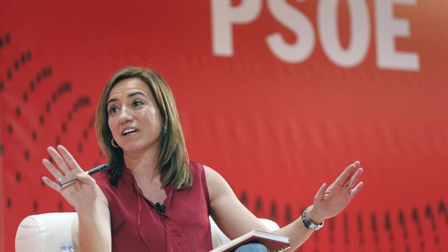 Muere la exministra socialista de Defensa Carme Chacón