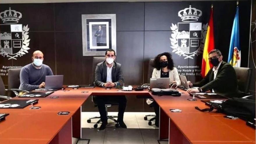 El Consorcio de Servicios de La Palma realiza una ronda de encuentros por los 14 ayuntamientos para abordar las prioridades en la gestión de los residuo