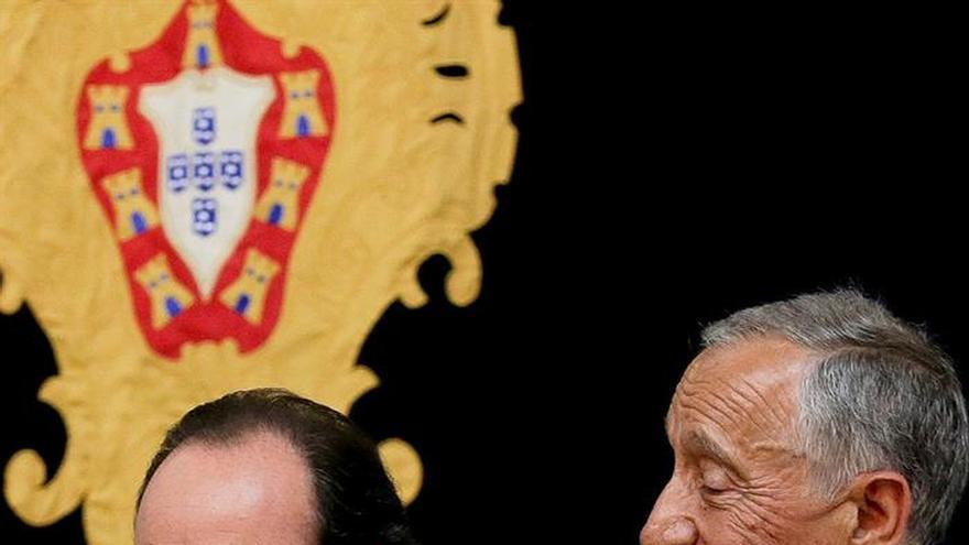 """Hollande, contrario a las sanciones a Portugal: """"No se le puede exigir más"""""""