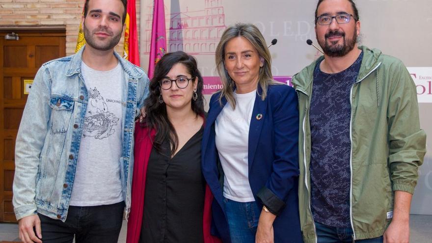 Presentación del Festival Cohete / Ayuntamiento de Toledo