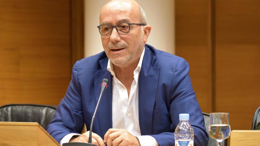 Enrique Calomarde, ex secretario general de Feria Valencia
