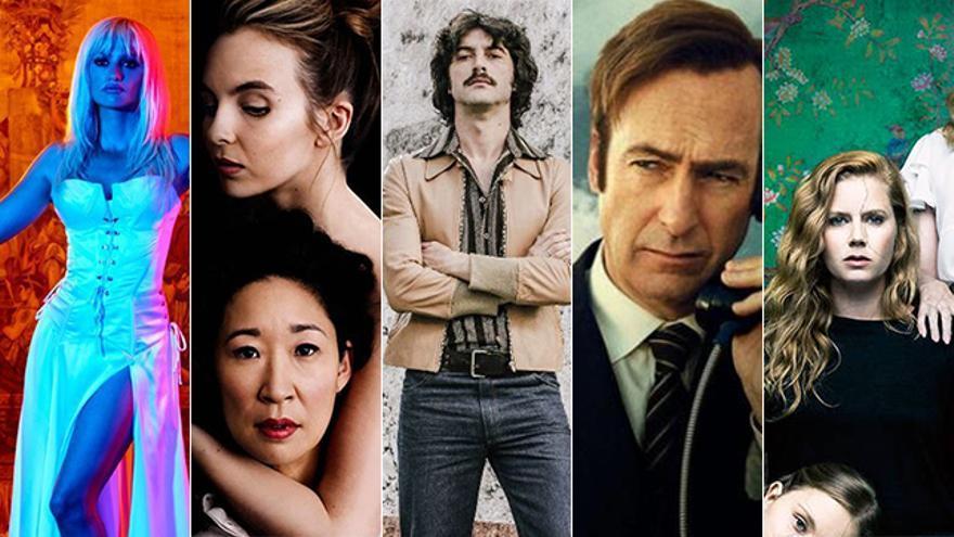 Las 10 mejores series de 2018 según los críticos