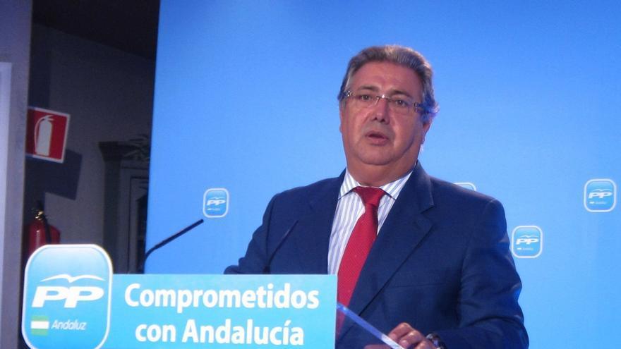 """El PP pide a Griñán que explique la realidad de las cuentas """"sin maquillaje"""" y que abandone """"la estrategia del avestruz"""""""