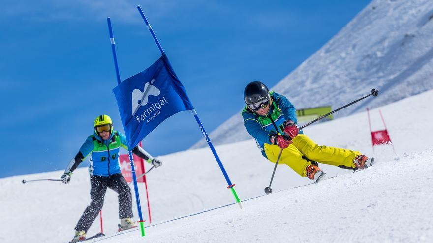 180 kilómetros esquiables te esperan en Formigal-Panticosa