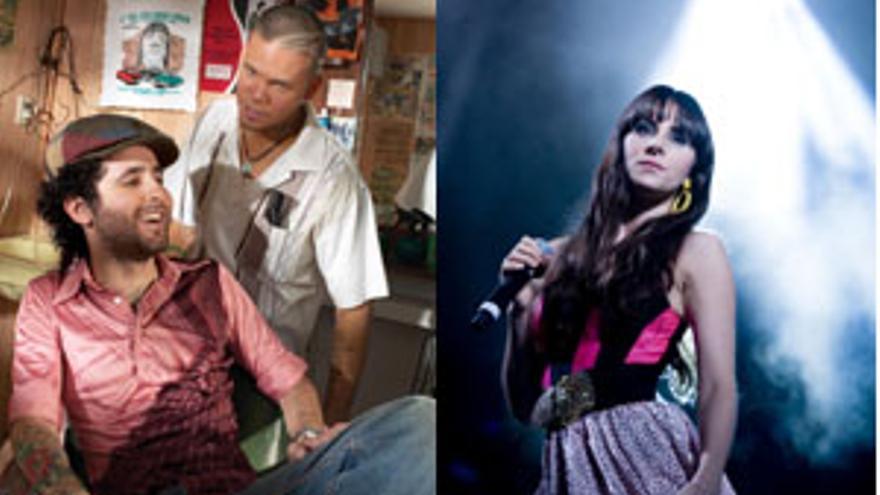 Las Fiestas de LPGC arrancan con Calle 13 y La Mala Rodríguez
