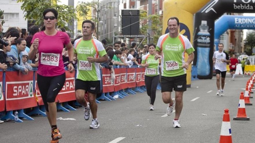 Del Gran Canaria Maratón 2011 #3