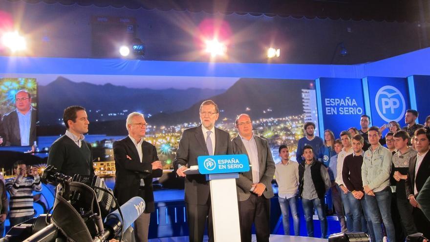 Rajoy expresa su pesar por la muerte de un policía en Kabul y elogia la labor de las Fuerzas de Seguridad