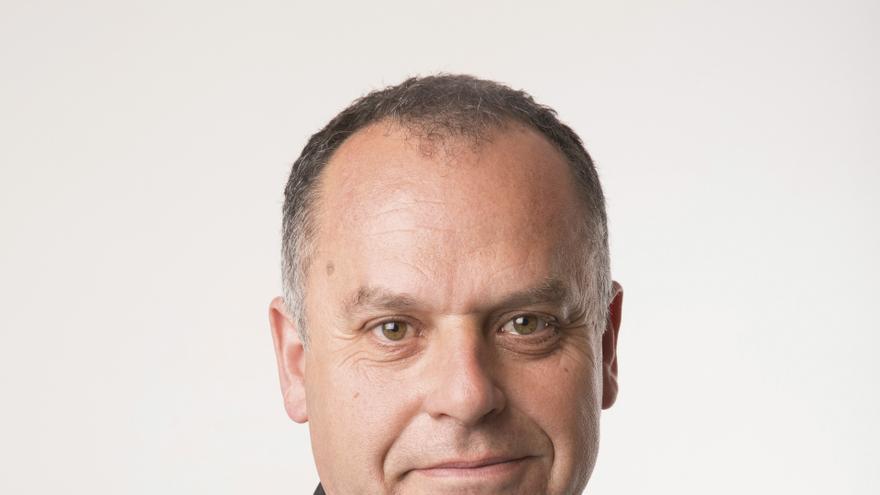 Víctor Manuel Reinoso, candidato del PRC a la Alcaldía de Cabezón de la Sal.