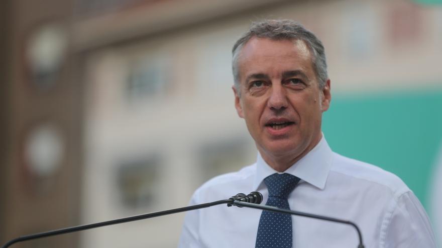 """Urkullu dice que """"no va a permitir"""" que Euskadi entre en """"la misma dinámica negativa de veto y bloqueo"""" de España"""