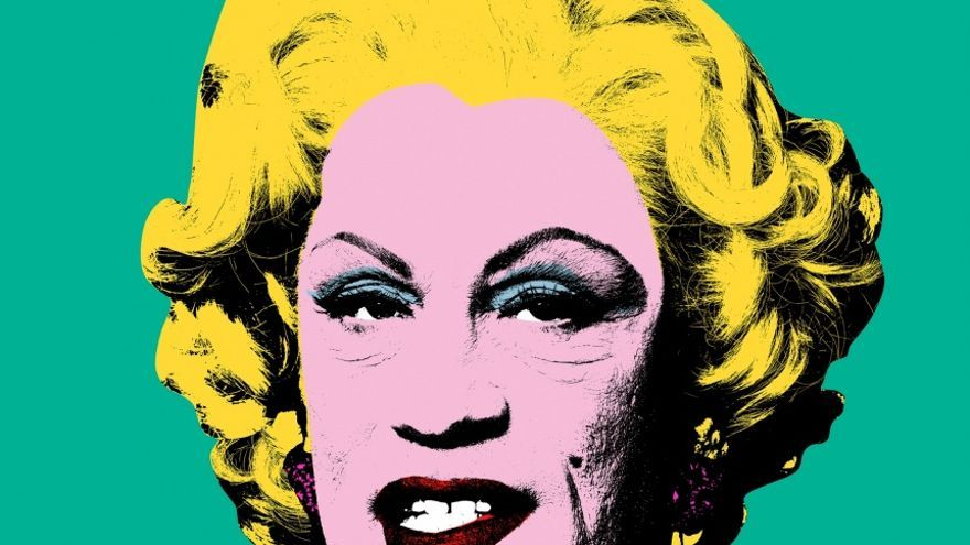 'Andy Warhol / Green Marilyn (1962), 2014/ Sandro Miller: Malkovich, Malkovich, Malkovich (Catherine Edelman Gallery)