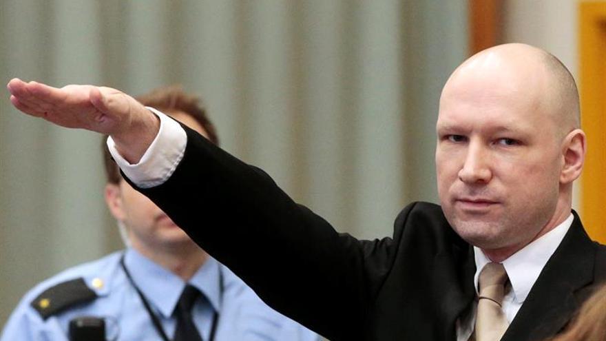 Oslo recuerda la matanza de Breivik, un lobo solitario fascista e islamófobo