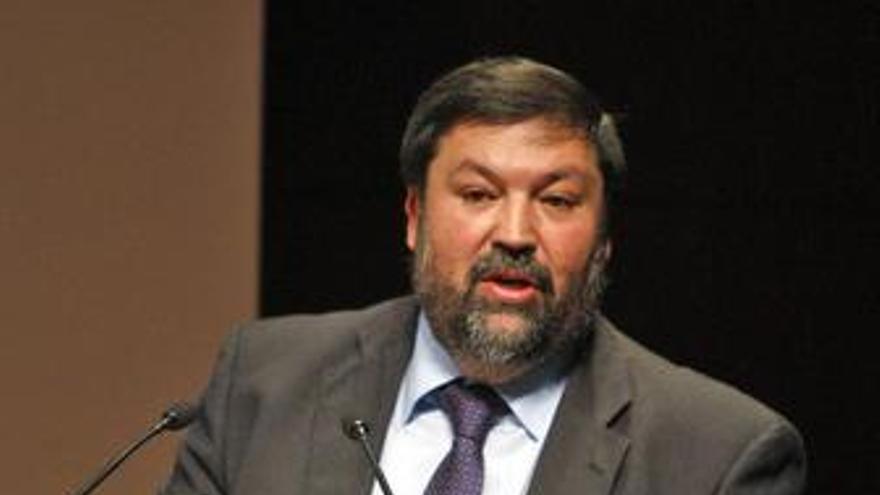 El ministro de Justicia, Francisco Caamaño. (EUROPA PRESS)