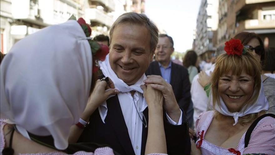 Carmona dice que el PSOE va a ser la primera fuerza política en el Ayuntamiento