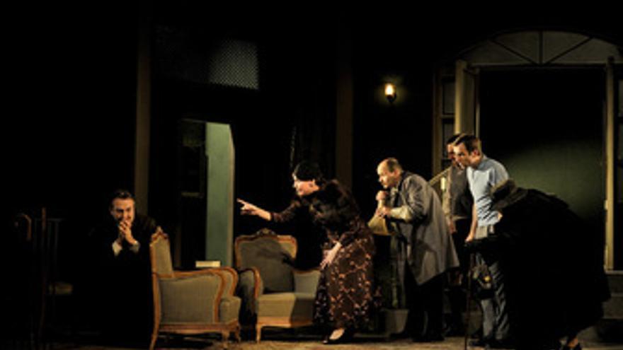 'Con Derecho a Fantasma' obra de teatro