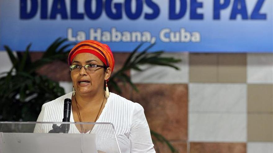 El gobierno colombiano pide que las FARC se comprometan a no poner más minas