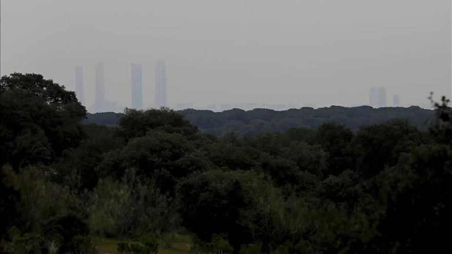 Madrid sigue por tercer día dentro de niveles admisibles de calidad del aire