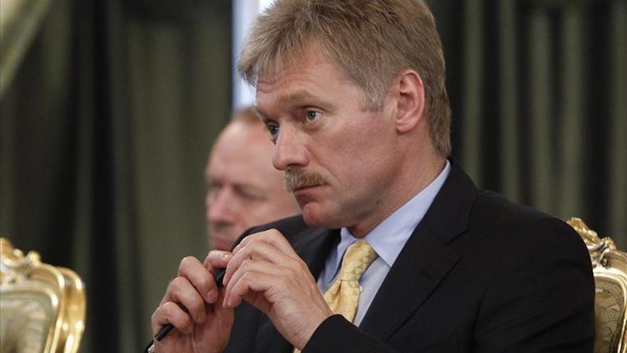 El Kremlin rechaza el envío de tropas de paz internacionales a Ucrania