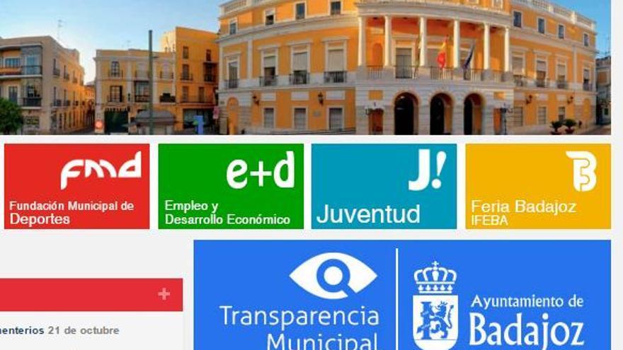Transparencia Badajoz