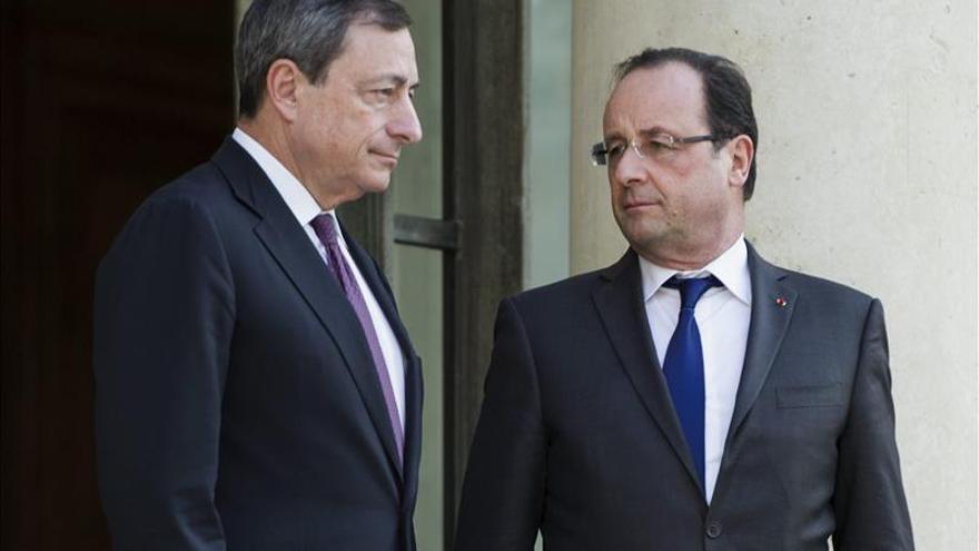 """Una agencia de calificación rebaja la nota de Francia hasta """"AA"""""""