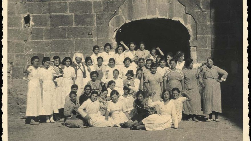 Viaje a la guerra civil entre Cuenca y Toledo a través de hospitales, aeródromos y campos de concentración