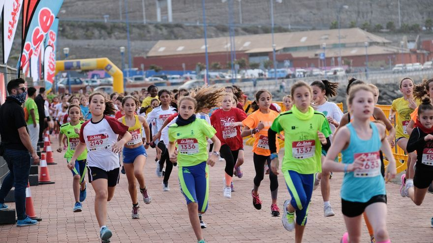 Gran Canaria Maratón mini