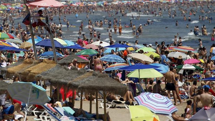 """La campaña de verano será """"excelente"""", según la secretaria de Estado de Turismo"""