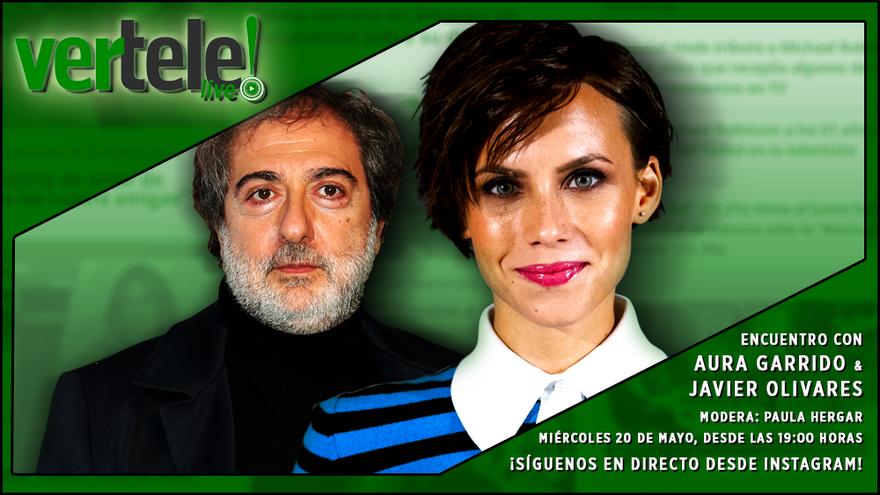 Javier Olivares y Aura Garrido comentarán 'El Ministerio del Tiempo 4x03' con Vertele