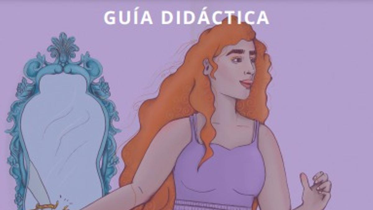 Guía didáctica de Juventud para evitar la violencia estética.