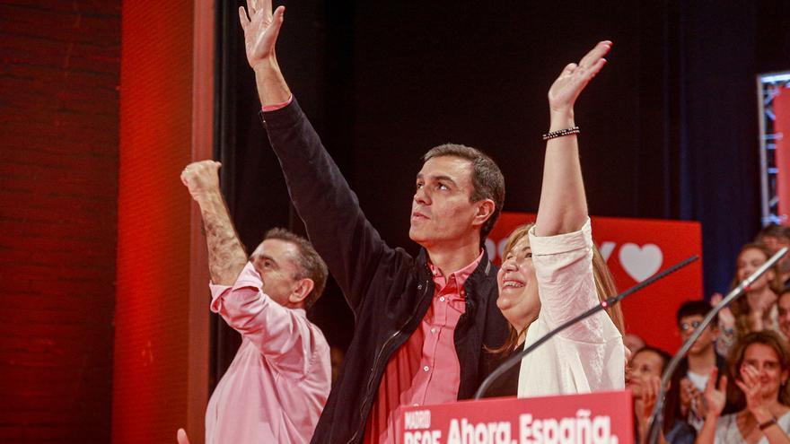 """Sánchez pide una """"mayoría suficiente"""" para que haya Gobierno en diciembre"""